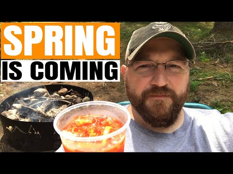 Spring is Coming! ...and so Is the 2018 Camping Season!