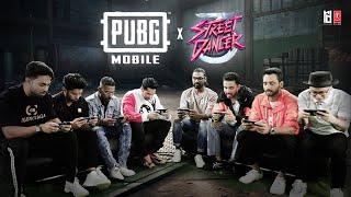 PUBG Mobile X Street Dancer 3D Gameplay  | Varun D, Shraddha K | Nora Fatehi, Remo D'Souza