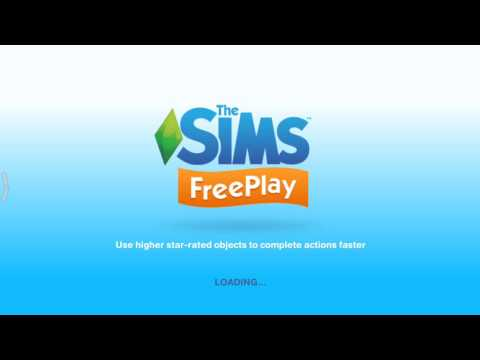 The Sims Freeplay - Make an infant crawl (Android)
