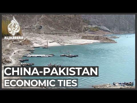 China and Pakistan strengthen economic ties
