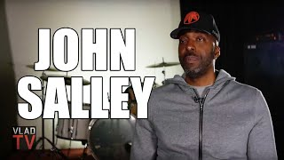 John Salley on Diddy's Babymother Kim Porter Dying from Pneumonia in 2018 (Part 8)