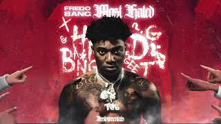 Fredo Bang - Vest Up (Official Instrumental)