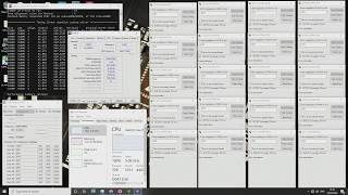 Z490 RAM OC: 10900K + 2x8GB G.skill Trident Z 4600 CL19 on MSI Z490 Unify