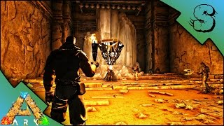 ARK: Scorched Earth - CAVE/ARTIFACT OF THE DESTROYER