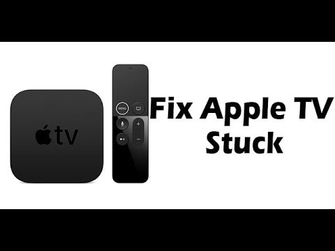 How to Fix Apple TV Stuck On Support.Apple.Com.1 Click Only. No Data Loss.