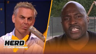 Marcellus Wiley shares thoughts on nation-wide protests following George Floyd's death | THE HERD