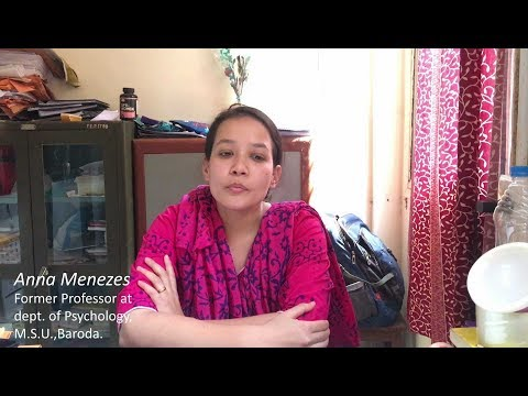 Depression And Counselling | Anna Menezes | Psychologist | Counselor