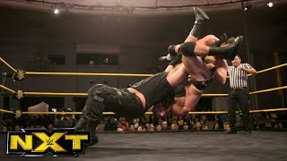 #DIY vs. The Authors of Pain — Dusty Rhodes Classic Semifinal Match: WWE NXT, Nov. 9, 2016