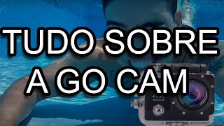 Tudo Sobre A Action Cam Go Pro Sport 4k Ultra Hd Dv