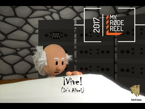 ¡Vive! (It's Alive!) - My RØDE Reel