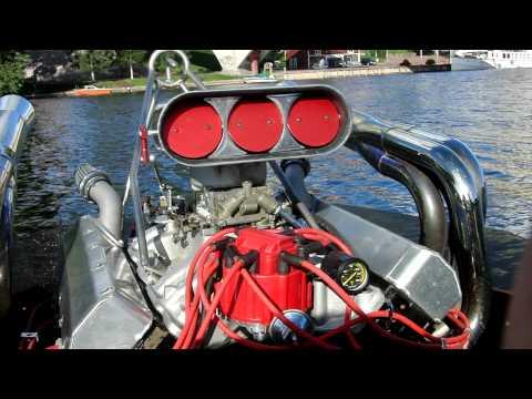 Skiboat   BBO 468 V-drive