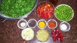 Chane ki Bhaji Recipe | How to Make Chane ka Saag Recipe video in Hindi