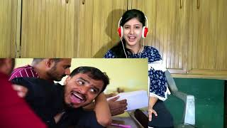 Different State Different Student- Amit Bhadana Reaction video by isha thakur