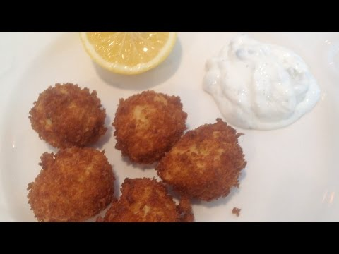 Alexas Crab Meatballs
