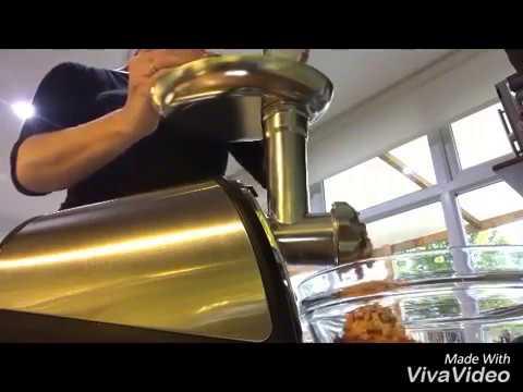 Homgeek Electric Meat Grinder and Sausage Maker