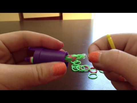 DIY Fishtail Rainbow Loom LPS Necklace!