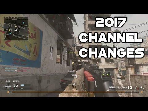 Huge 2017 Channel Changes!