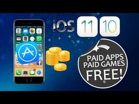 iOS 11: How to Download Paid Apps, Games FREE (NO JAILBREAK) (NO COMPUTER) iPhone, iPad, iPod 2017