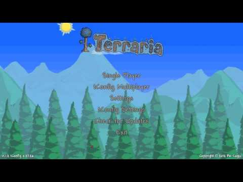 BlueAnkylo's Multiplayer Terraria Tutorial