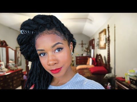 Easy & Cute Protective Style | From Gym Hair to Party Hair