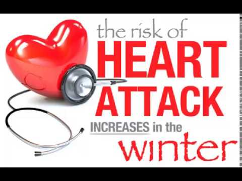 How to prevent winter heart attacks? | Medhub