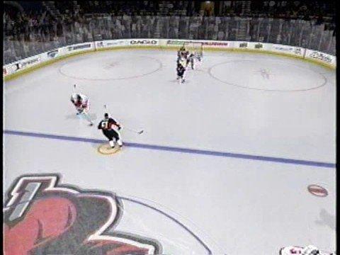 NHL 09 Be A Pro Mode