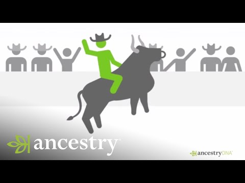 Canada DNA Infographic| Ancestry CA