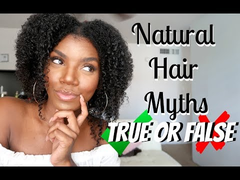 NATURAL HAIR LIES!