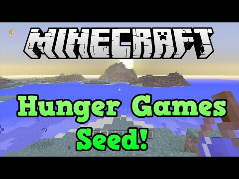 Minecraft Xbox 360 + PS3: Hunger Games Seed