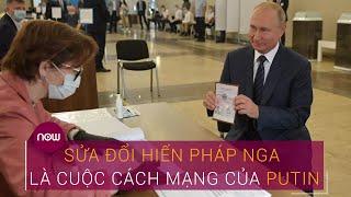 Sửa đổi Hiến pháp Nga là cuộc cách mạng của Putin   VTC Now