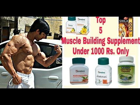Top 5 Muscle Building Supplement Under 1000 Rs. Only   Rubal Dhankar  