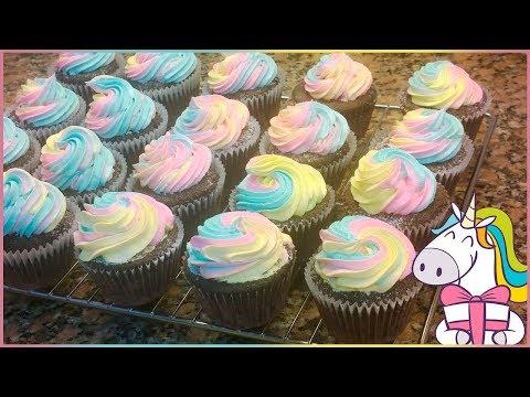 Decoracion de cupcakes, How to make frosting cupcakes