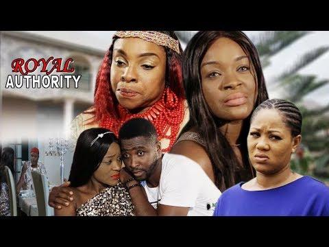 Royal Authority 1&2 -  Chacha Eke & Liz Benson Latest 2017 Nigerian Movie /African Movie Full HD