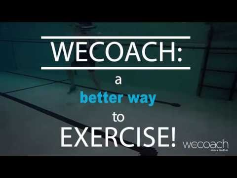 Water Exercise Knees & Hips Workout PREVIEW#4-WECOACH