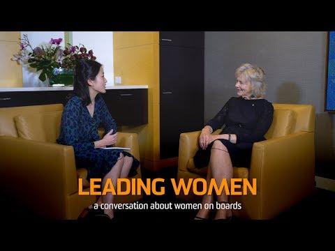 Leading Women: Jillian Broadbent, ASX200 Board Member