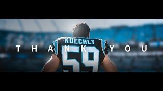 Luke Kuechly Panthers Career Highlights (Retirement Tribute)