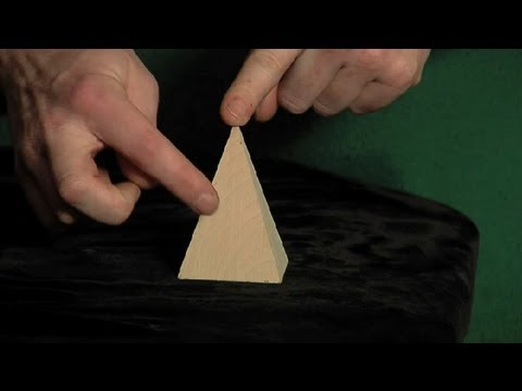 How to Find the Surface Area & Volume of Prisms and Pyramids : Fun with Prisms