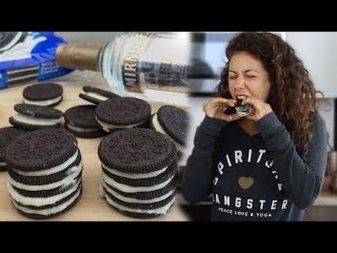 Drunken Oreo Cookies 2015  - Tipsy Bartender 2015 helpful