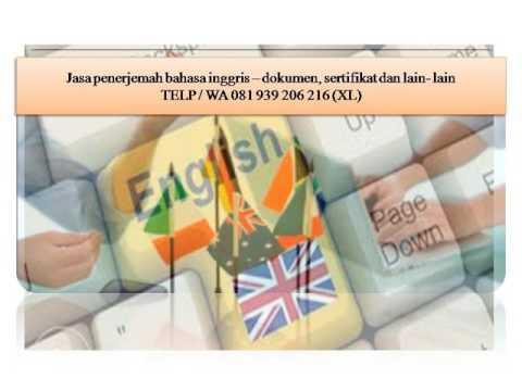 081 939 206 216 Xl Jasa Translate Malang Google Translate