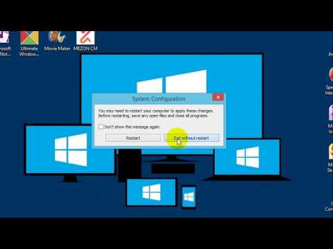 How to add Safe Mode to Windows 8.1 by using CMD