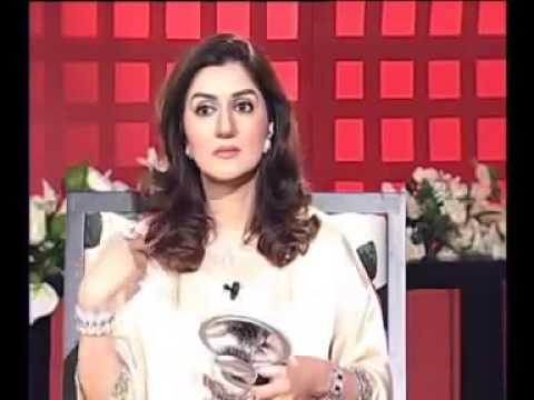 Ayesha Sana True Face Behind The Camera (Off The Record) PTV