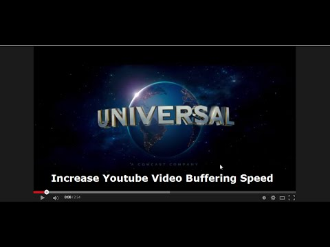How to Increase Youtube Video Buffering Speed (Without any software)