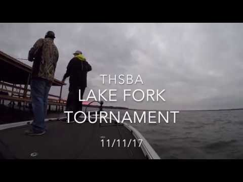 THSBA Lake Fork Tournament (Top 10 Finish)
