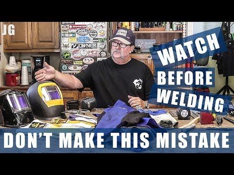 Welders Don't Make This Mistake | JIMBOS GARAGE