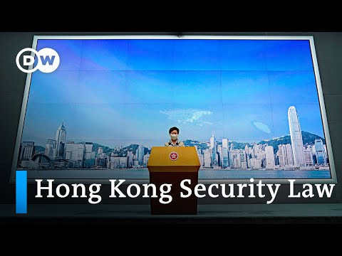 China passes controversial Hong Kong security law | DW News