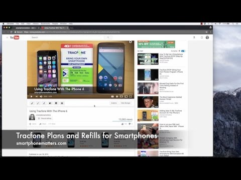 Tracfone Plans and Refills for Smartphones