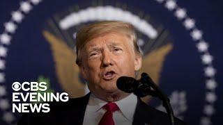 Trump says he will raise U.S. tariffs on Chinese goods