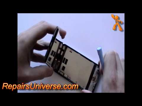 iPod Touch Headphone Jack Replacement Repair Guide - 4G