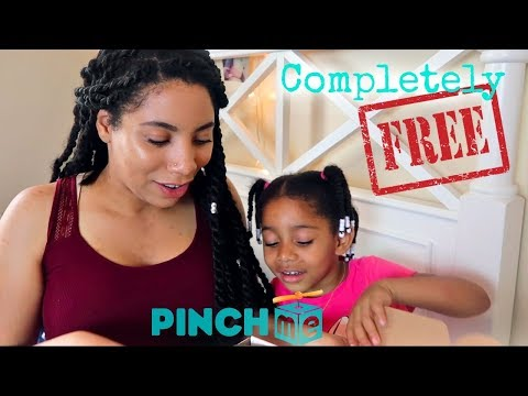 FREE STUFF FOR YOU! I'M GIVING AWAY A BOX FULL OF SAMPLES!   PinchMe Unboxing!