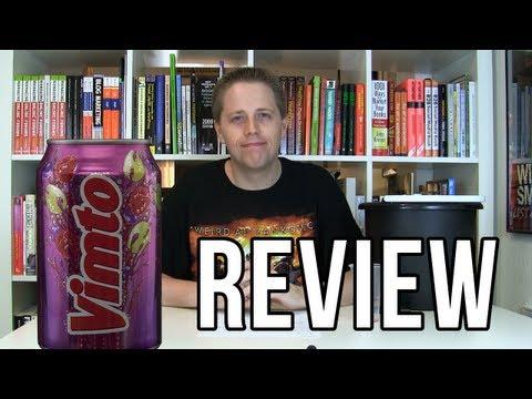 Vimto Review (Soda Tasting #201)